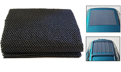 Protective Mat for car top carrier