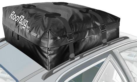 Roofbag Cross Country Car Top Carrier 100 Waterproof