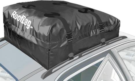 Roofbag Explorer Car Top Carrier Soft Waterproof Cargo