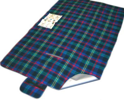 Roofbag Travel Blanket Picnic Blanket Camping Pad Pet