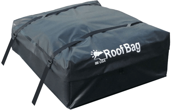 Roof Bags For Cars With Or Without Roof Rack 100