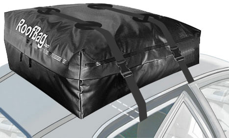RoofBag Cross Country Car Top Carrier