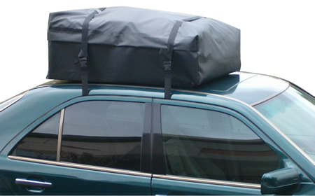 Soft Car Top Carrier Without Roof Rack Thenerveonline
